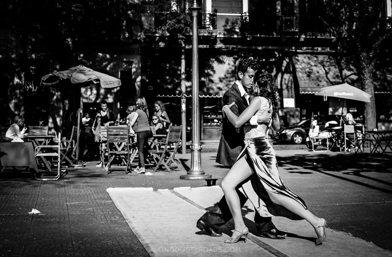 Things to do in Buenos Aires - Tango in Plaza Dorrego - Buenos Aires