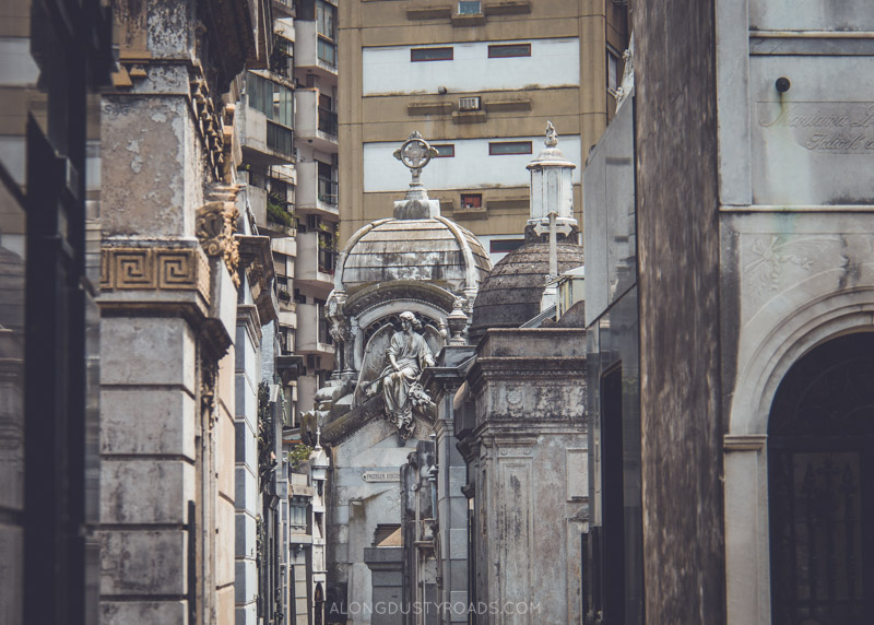 Things to do in Buenos Aires Argentina - La Recoleta Cemetery