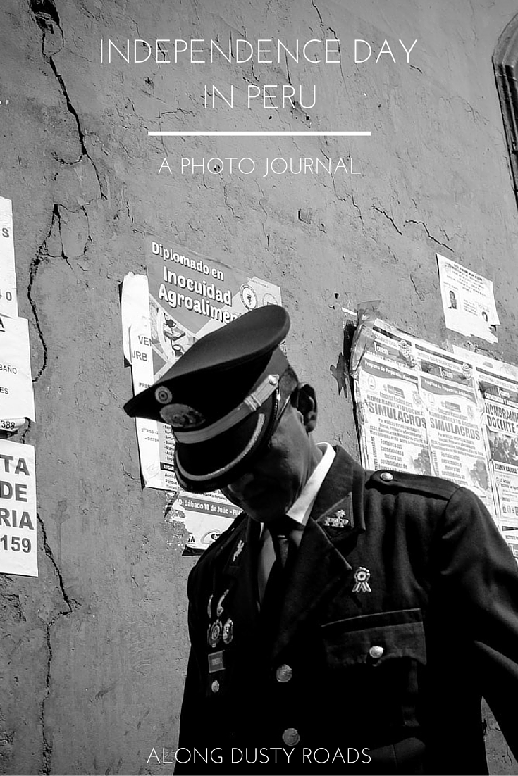 Independence Day in Peru Photo Journal
