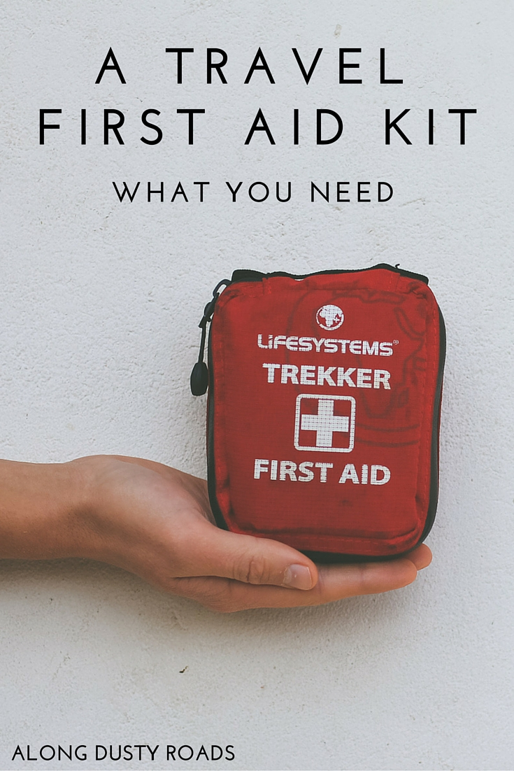 What to Put in a First Aid Kit