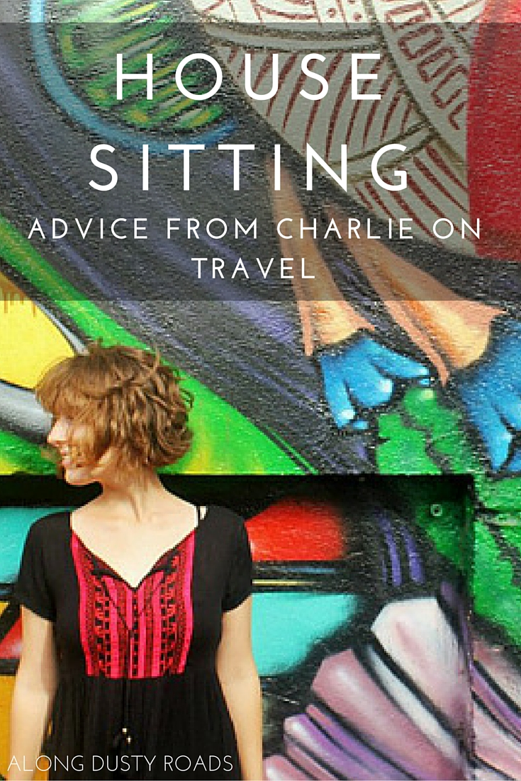 Alternative accommodation: house sitting with charlie on travel