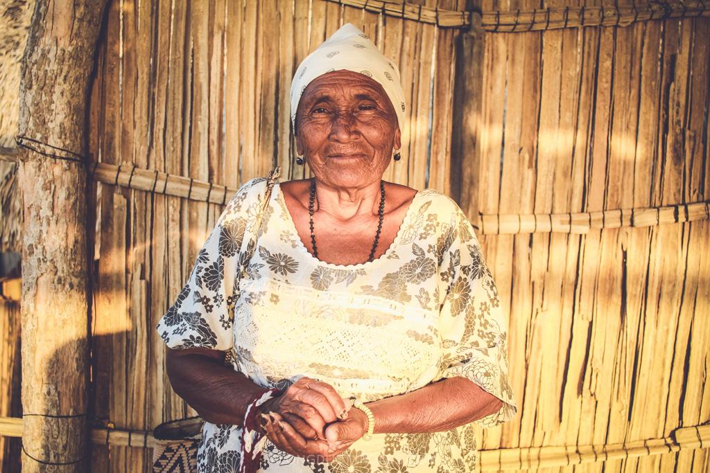 Wayuu woman - La Guajira, Colombia