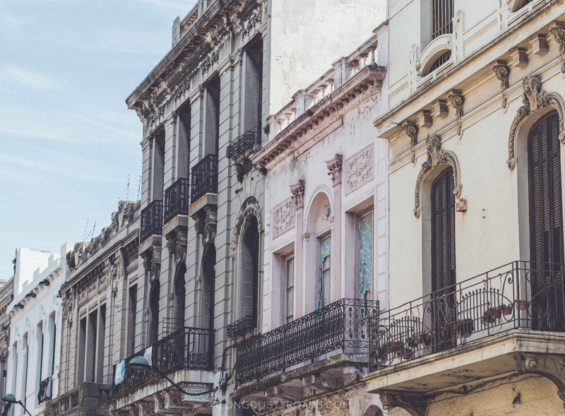 Things to do in Montevideo, Uruguay - Wander the Old Town.
