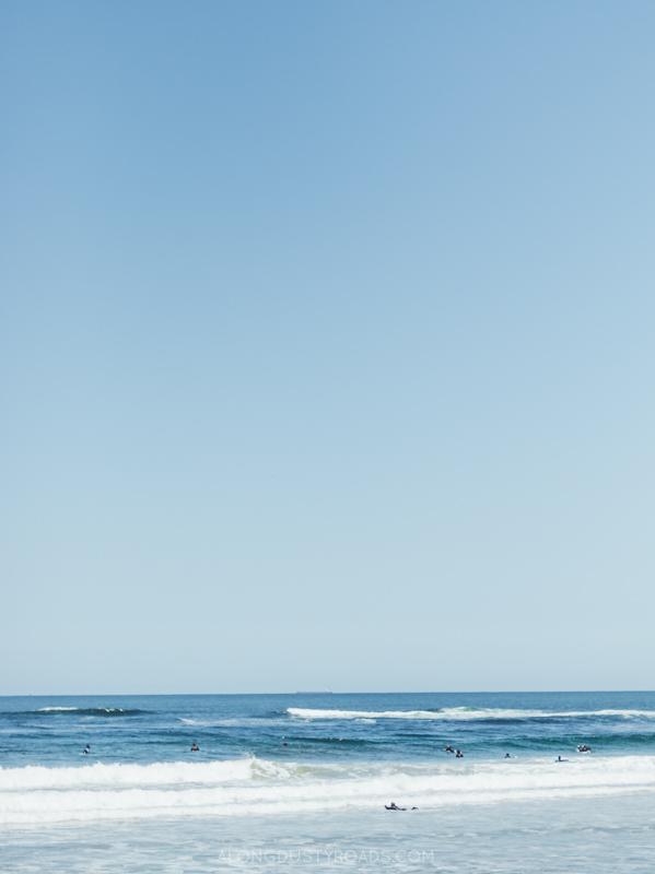 Things to do in Punta del Este Uruguay - Go surfing