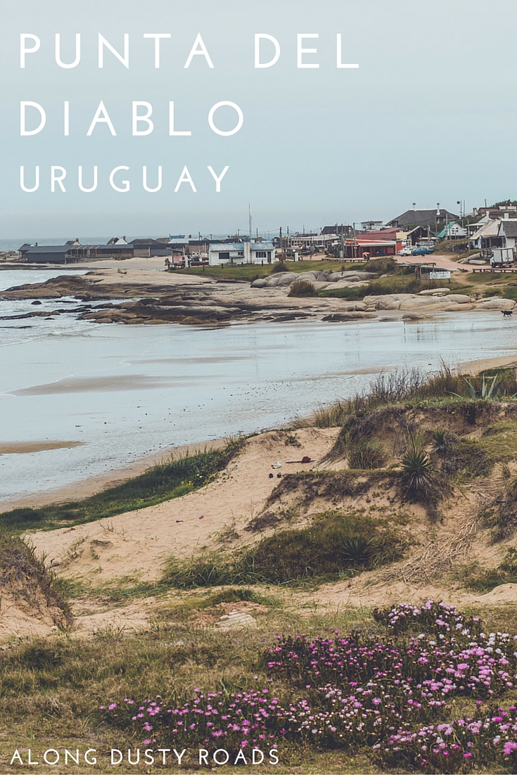 What do you do when the beach town you were looking forward to the most is covered in grey cloud for the duration of your stay? Click on this post to find out why Punta del Diablo is still beautiful, even in the rain.