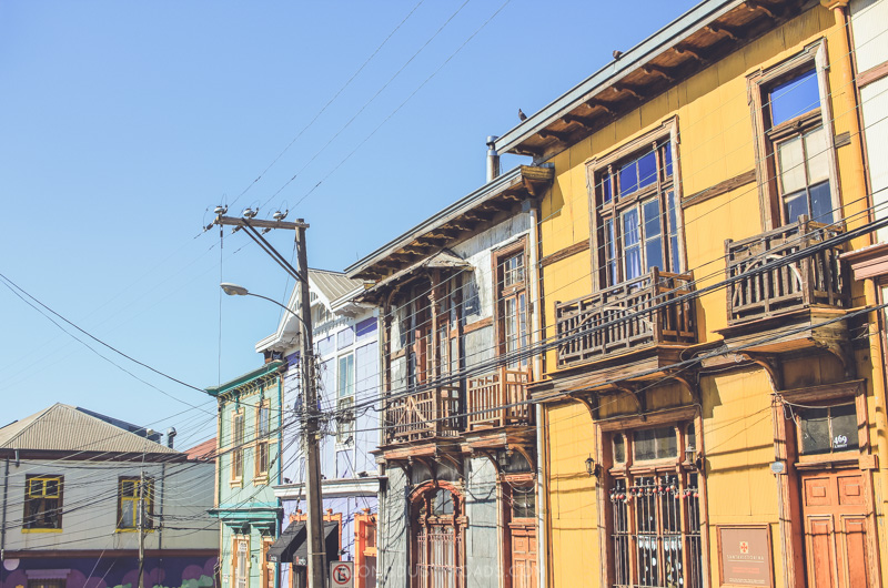 Things to do in Valparaiso - The cerros of Valparaiso, Chile