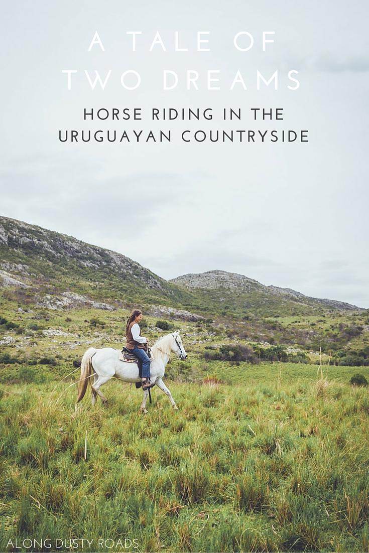 你不可能不花点时间坐在马鞍上就去南美。我们必须在卡巴洛斯德卢兹美丽的马场实现我们的高乔梦想。了解更多信息,点击pin键可以看到一些令人惊叹的照片。