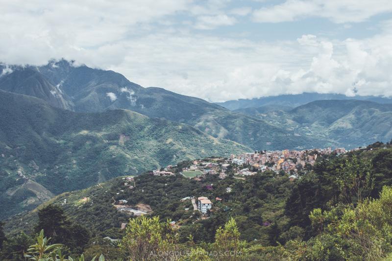 Coroico, Bolivia