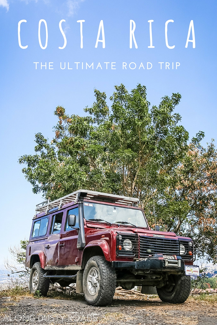 The best way to get off the beaten track in Costa Rica? Go on an epic road trip! Use our guide to find the secret spots others will miss.