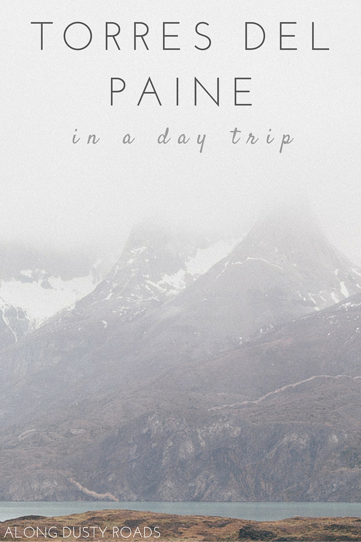 Everybody has heard of the 'W', the super mutli-day hike around Chile's Torres del Paine National Park. But what if you you're not a fan of camping and want to see it in a day? Click on the pin to find out more!