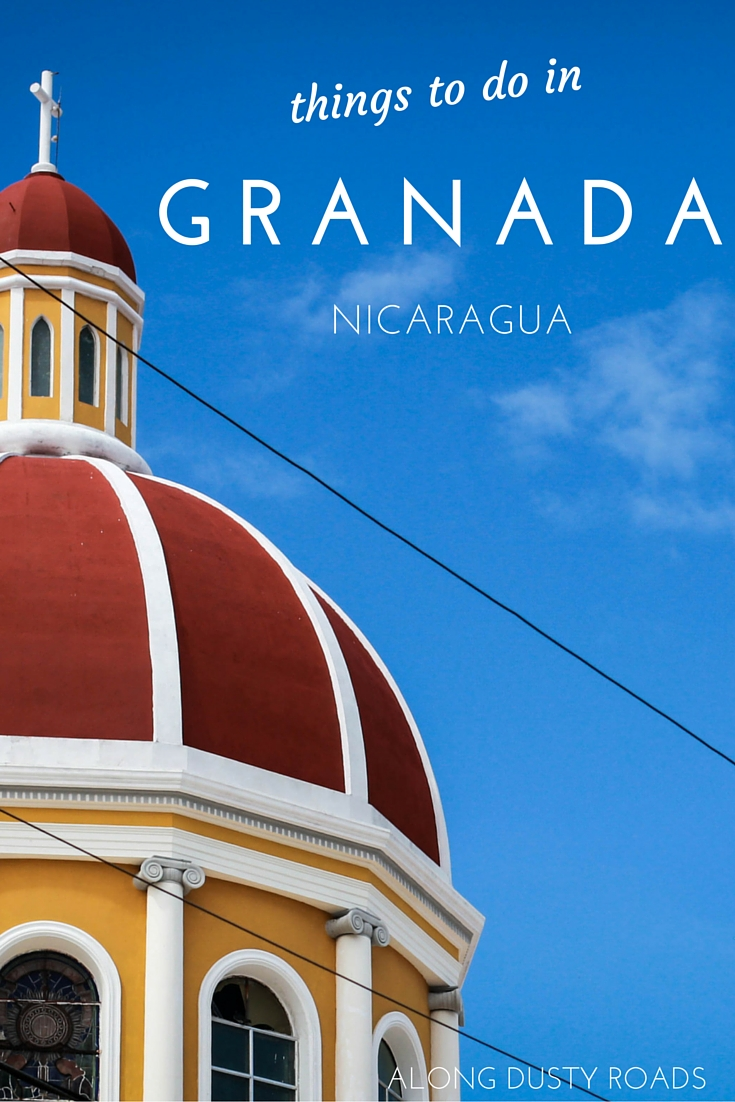 The beautiful colonial city of Granada has something to offer every type of traveller to Nicaragua. Click on the pin to discover our tip-top recommendations of what to hit, and what to miss.