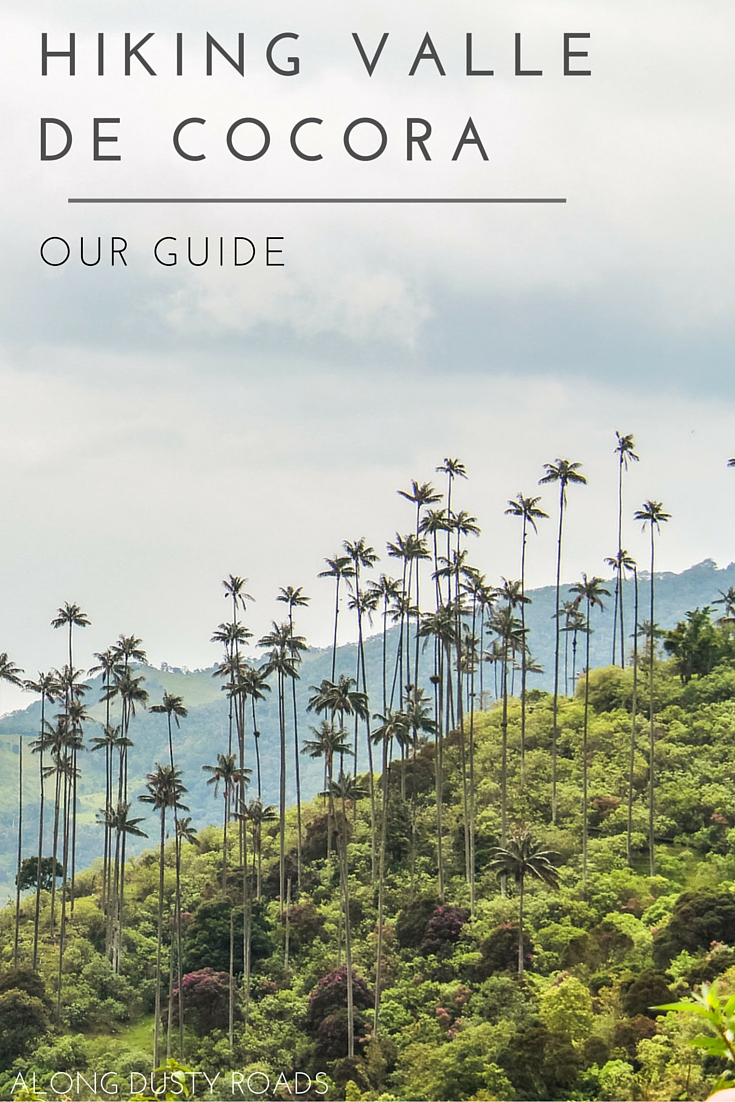 The Valle de Cocora should definitely be on your Colombia bucket list. Click on the pin to check out our guide on how to make the most of your hike amongst Colombia's iconic wax palm trees.