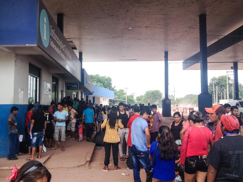 bolivia brazil border crossing