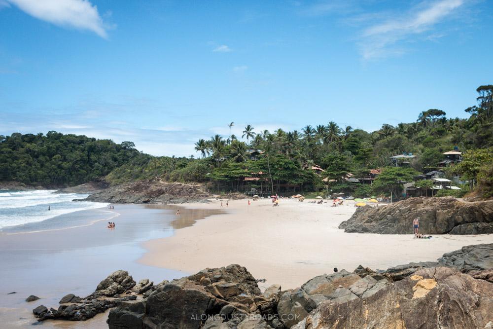 我们很确定你能理解为什么在Itacaré巴西的几天变成了几周!