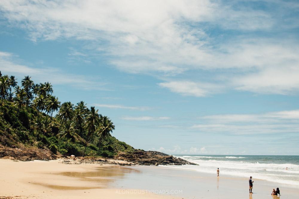 Playa Resende, Itacaré, Brazil
