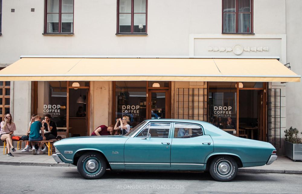 Drop Coffee, Stockholm