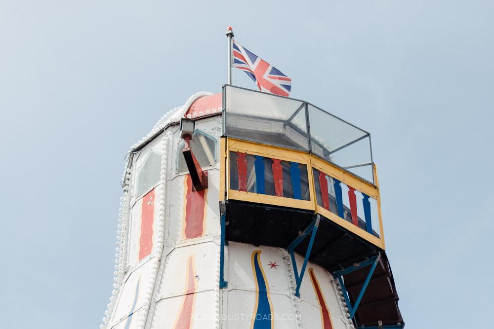 Things to do in Brighton - Brighton fairground