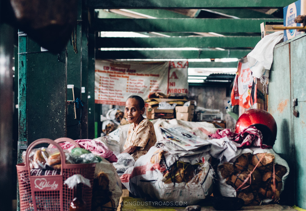 Things to do in Yogyakarta - Traditional market, Indonesia