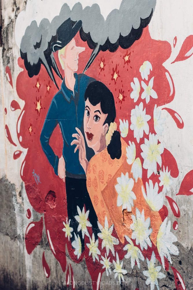 Things to do in Yogyakarta - Street Art