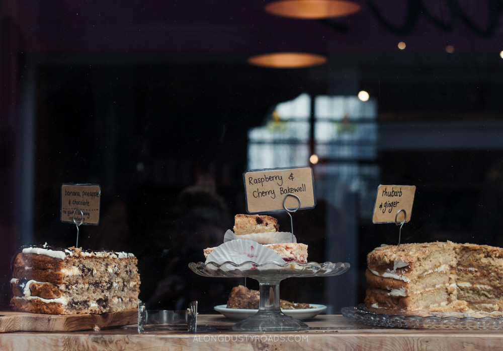 Things to do in Brighton - Enjoy excellent veggie food