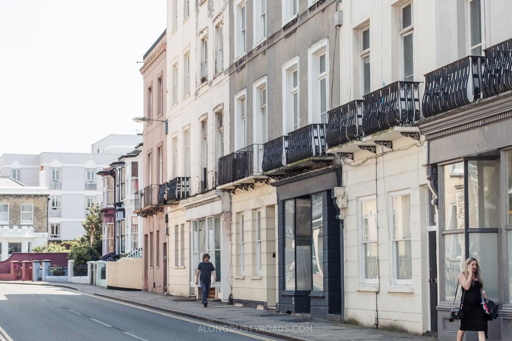 Things to do in Brighton - Kemp Town, Brighton