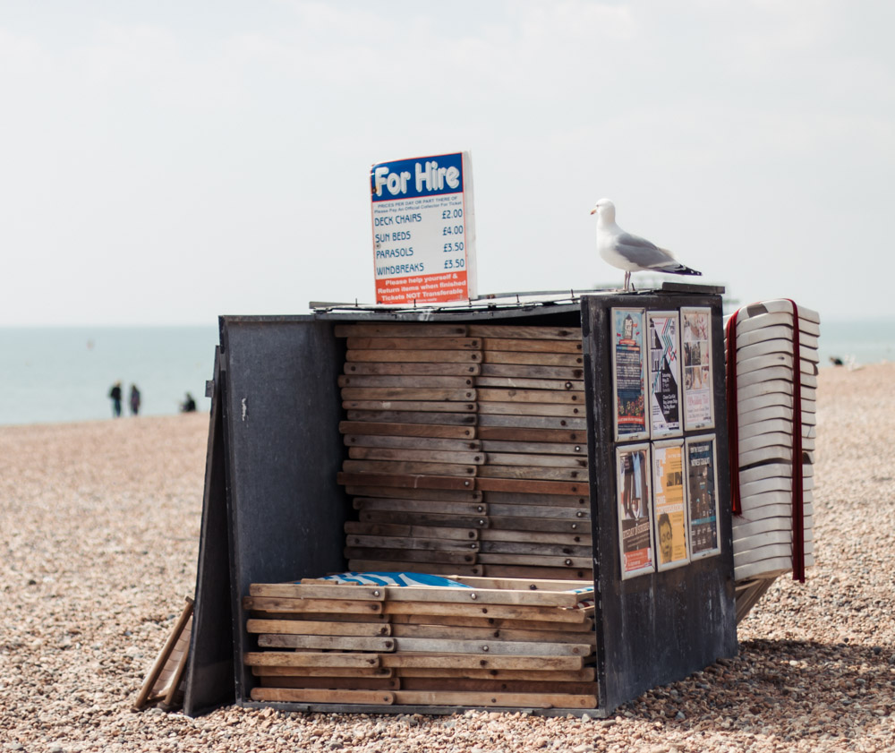 Things to do in Brighton - Hang out at the beach