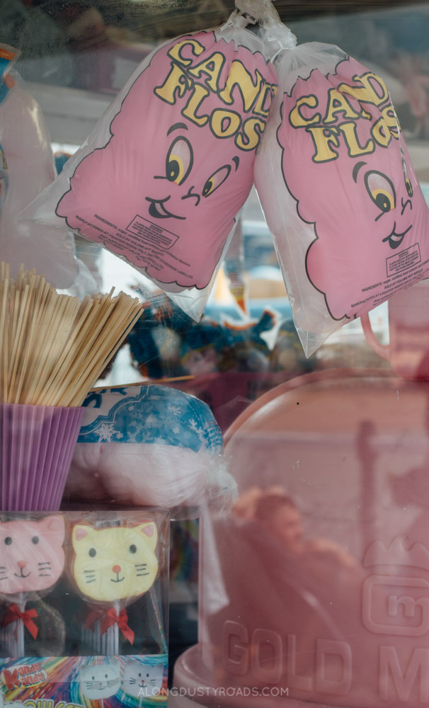 Things to do in Brighton - Sweets!