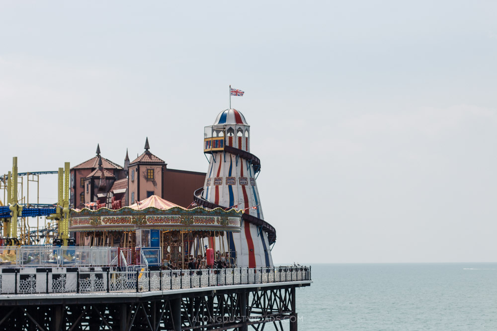 Things to do in Brighton - Brighton Pier, UK