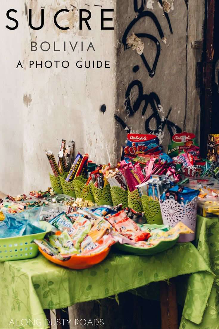 Crumbling walls and small but charming streets, Bolivia's ethereal white city screams rugged romanticism. Click on the pin to discover the true beauty that is Sucre.