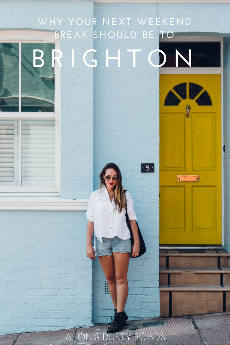 The best fish and chips, an amusement park, fantastic vintage shopping and countless cool coffee shops - these are just a few of the reasons why Brighton in the UK should be on your radar! Click on the pin to discover the rest.