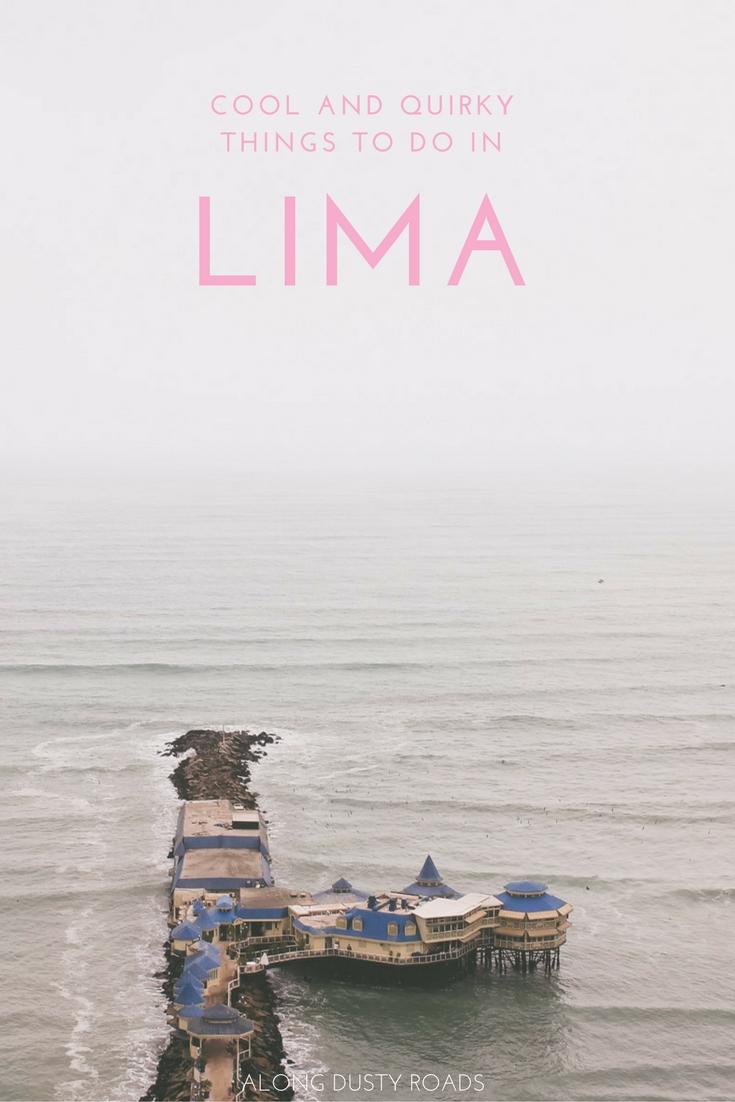 大多数背包客迫不及待地要离开利马,去探索秘鲁的其他地方,但这个城市所能提供的远比大多数人所意识到的要多得多。想知道在哪里可以找到最好的早午餐、最棒的冰淇淋或最酷的街头艺术吗?这篇文章有它的全部…