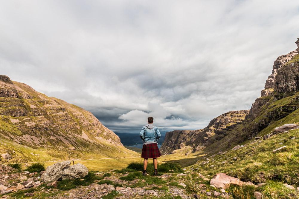 The NC500, Scotland - 2016, our year in review