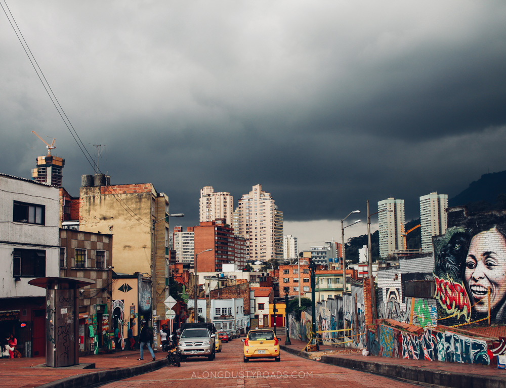 23 things to know before you visit Colombia - the climate is unpredictable.
