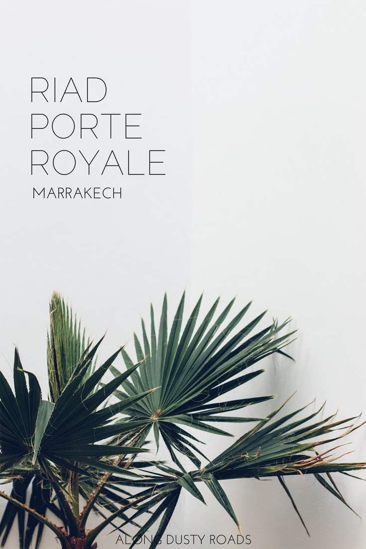 Looking for a beautiful riad in Marrakech? We loved Riad Porte Royale. Click on the pin to find a post full of beautiful photography to convince you to make a reservation!