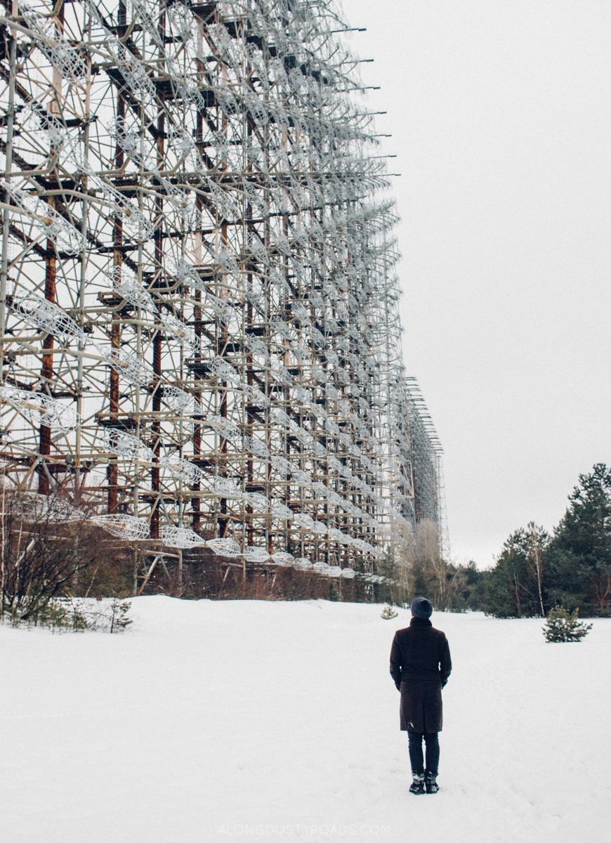 Duga Radar, Chernobyl, Ukraine