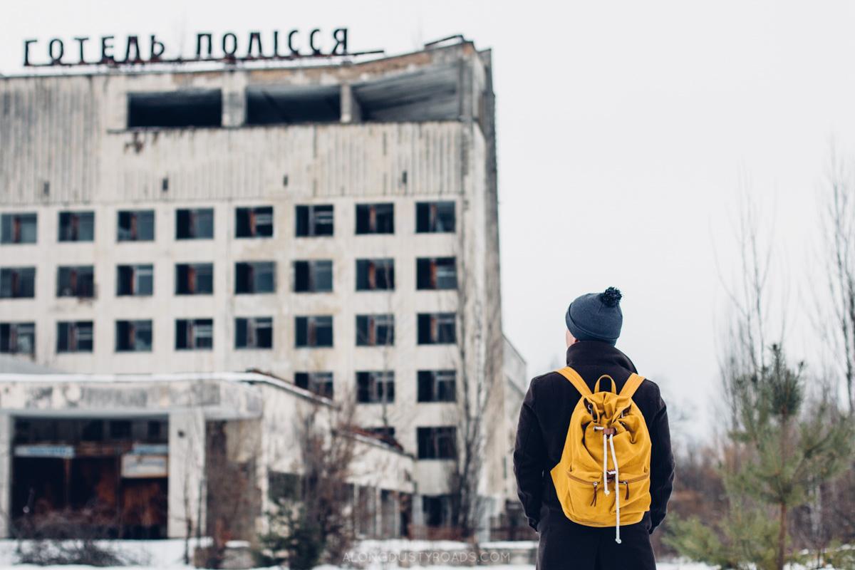 废弃的普里皮亚季,乌克兰