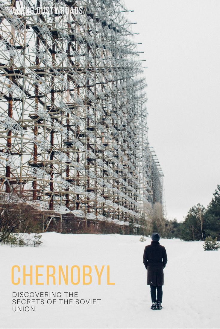 参观切尔诺贝利禁区揭示了一个独特的视角来看待核灾难及其对苏联的重要性。点击大头针了解更多信息。