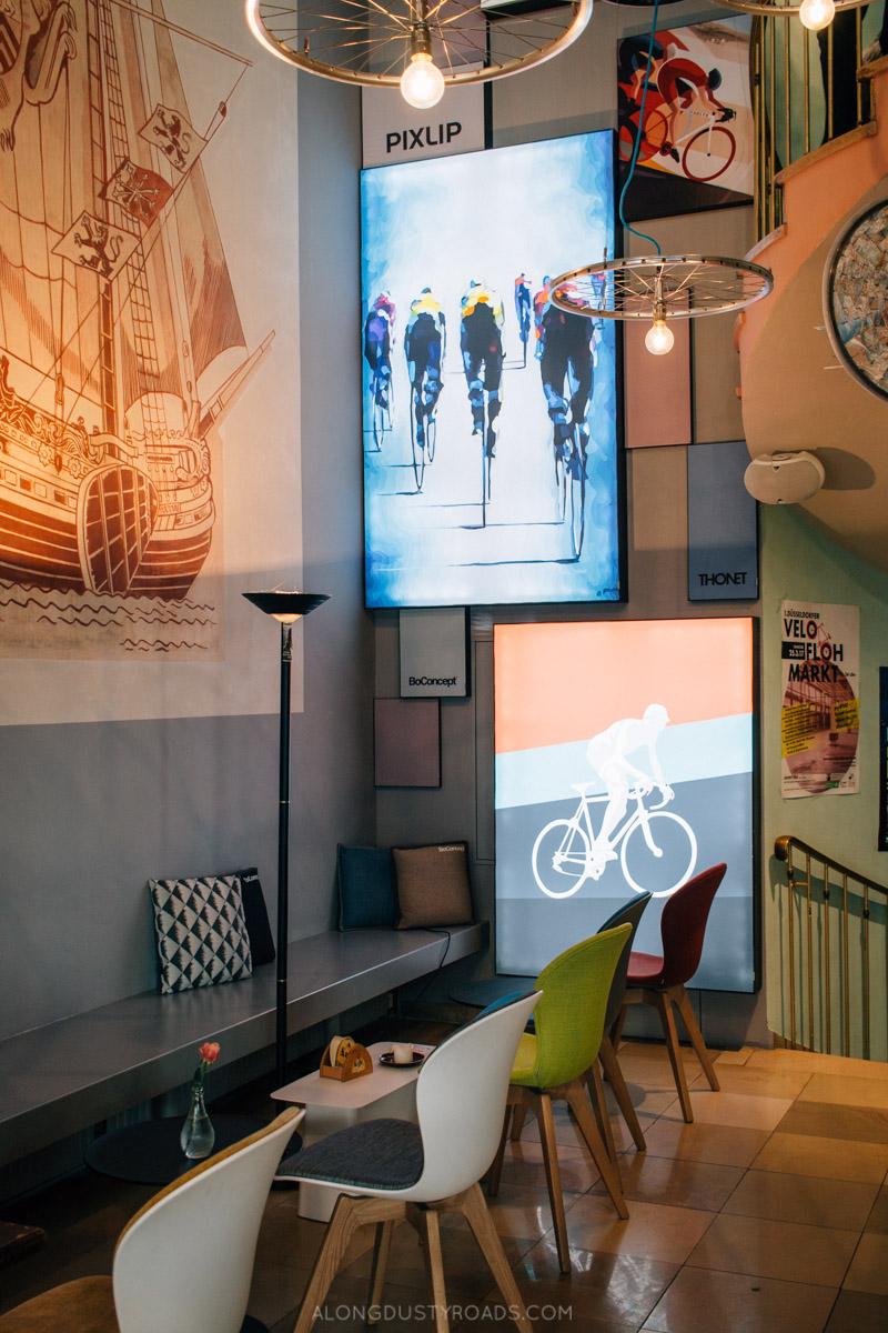 Cafe Velo, Düsseldorf, Germany