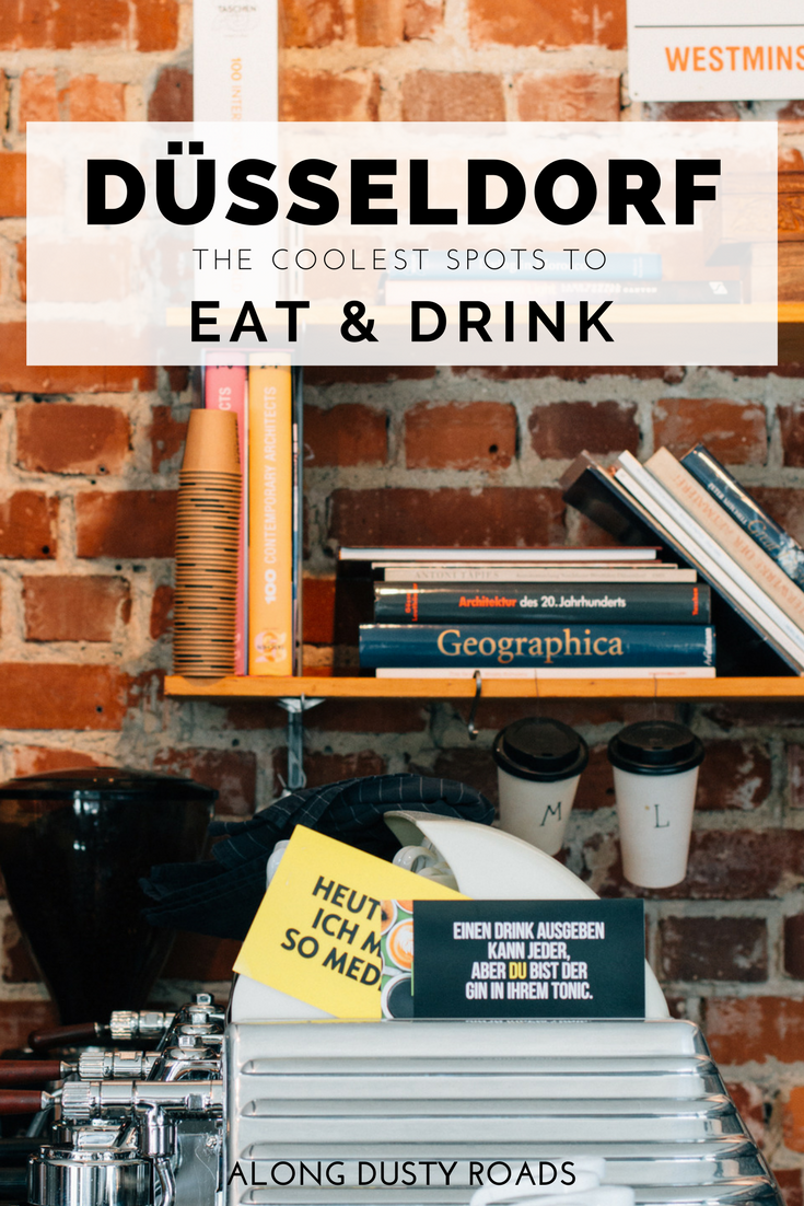 Heading to Düsseldorf, Germany? Check out this post to discover the coolest coffee shops, cutest cafes and great restaurants.