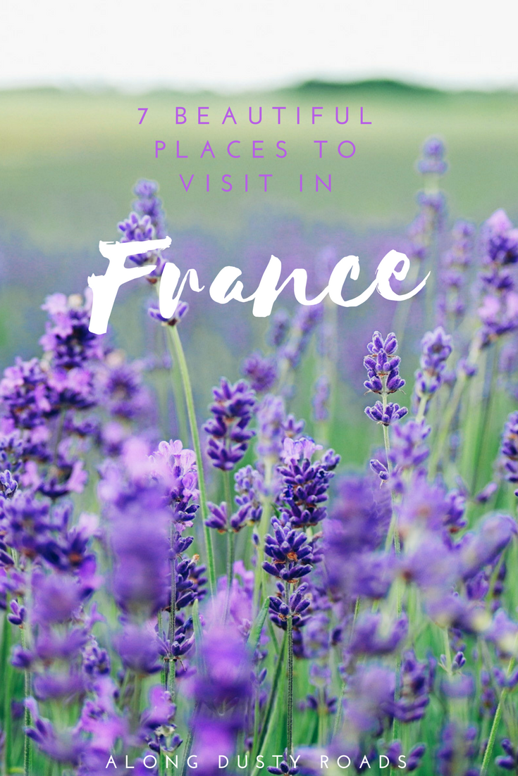 Home to amazing Paris, the rest of France is often overlooked - here are eight other beautiful places that you should visit!