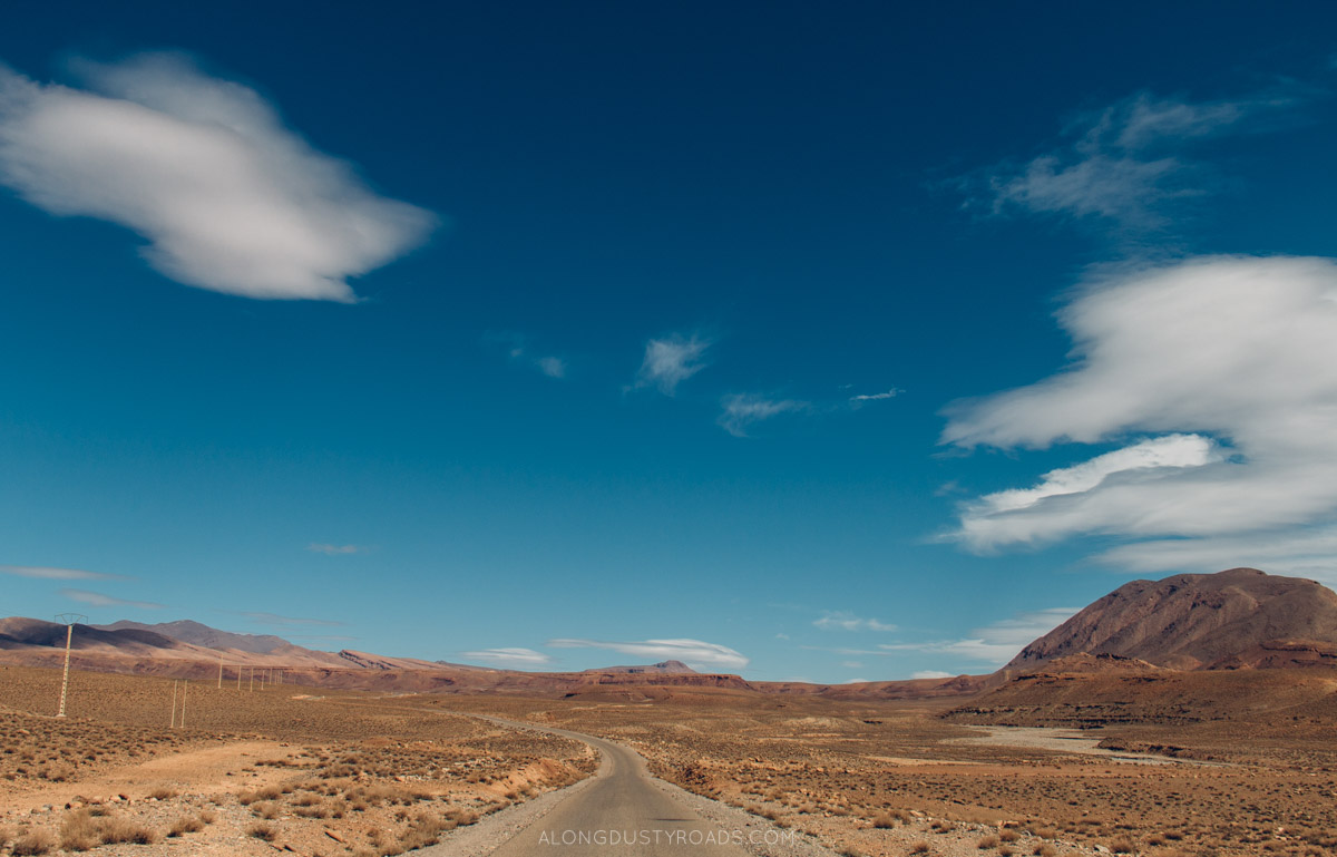 Road trip in Morocco
