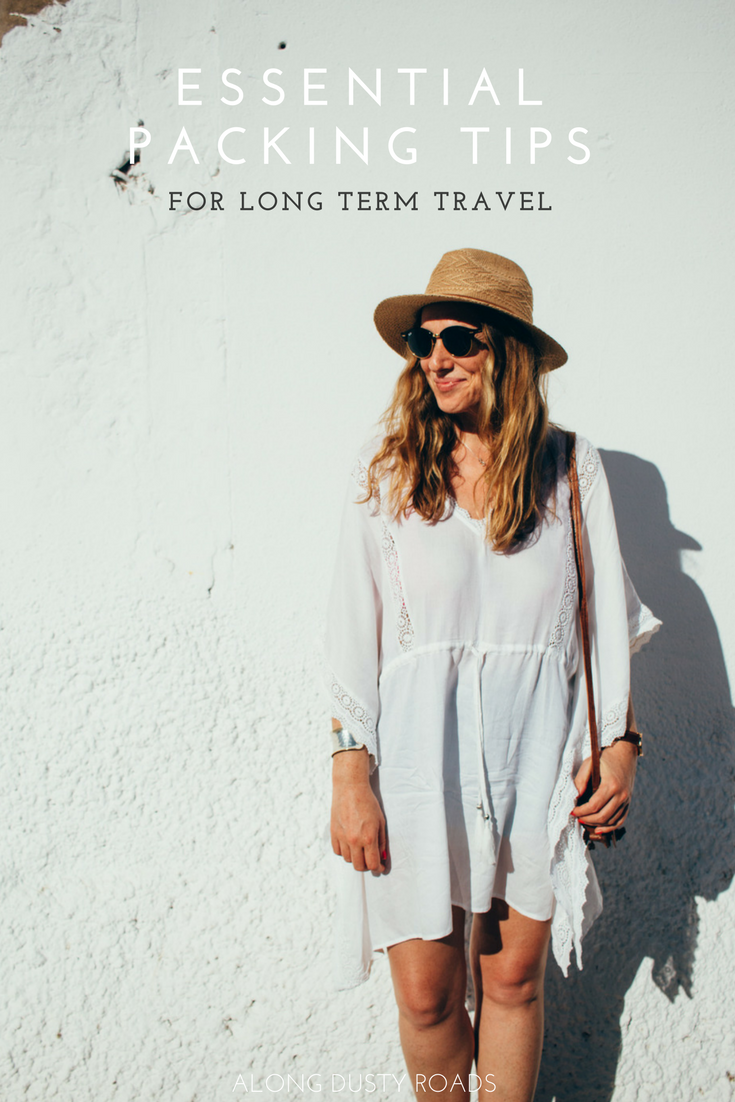 Packing is never easy, especially when you're heading off on a long trip. Use these helpful tips to make packing for long-term travel that bit easier!