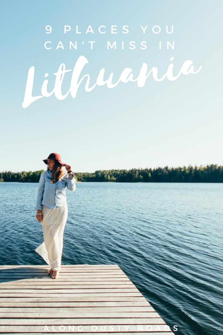 Lithuania has so much to offer - here are nine places you can't miss in this beautiful Baltic country!