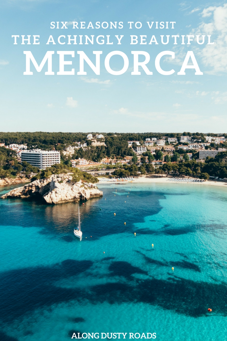 The Spanish island of Menorca is a fantastic holiday destination - need convincing? We've got six reasons why you need to get there NOW!