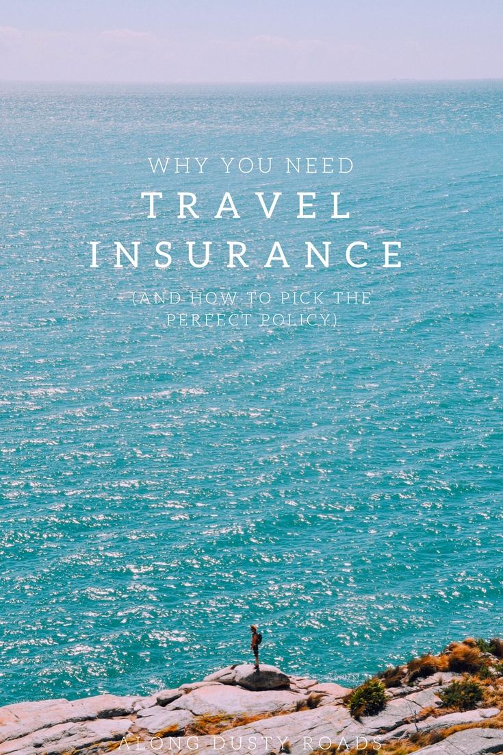 If you want to travel, you need travel in insurance. Not sure if it's worth it? This post is for you.