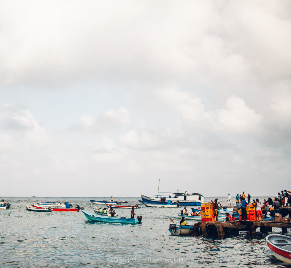 Boats to Turbo and Necocli, Colombia