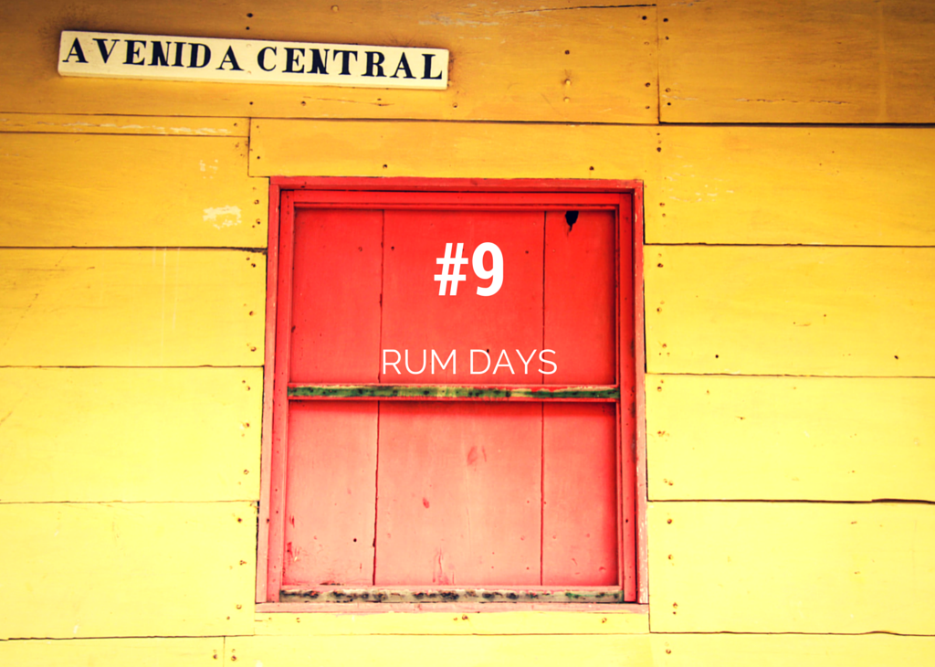 Top things to do in Nicaragua - rum days nicaragua
