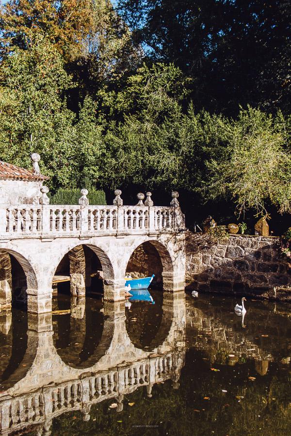 Things to do in Santiago de Compostela, Galicia, Spain - Pazo de Oca