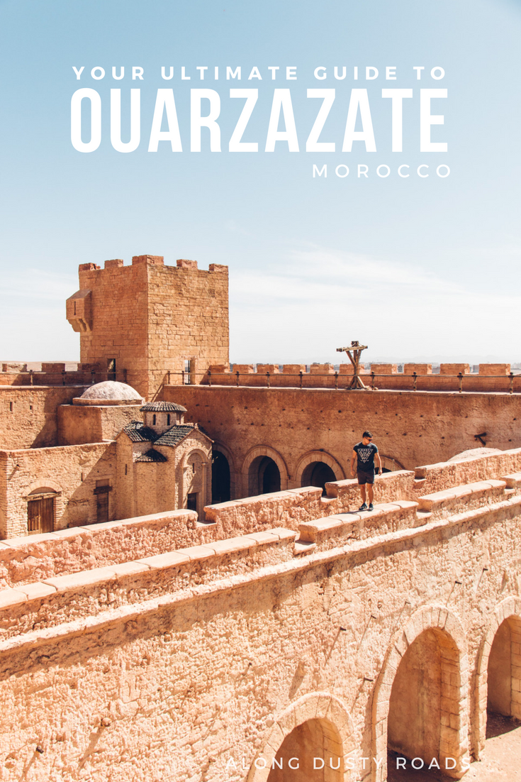 The gateway to the Sahara, Ouarzazate is much more than just a stop on a Moroccan road trip. Here is everything you need to know to plan your trip!