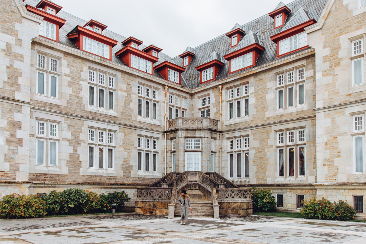 Things to do in Cantabria Spain - Palacio de Magdalena, Santander